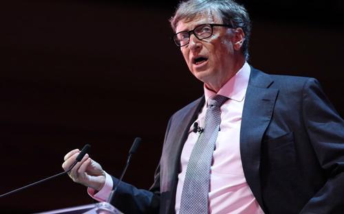 Tài sản của tỷ phú Bill Gates giảm 1 tỷ USD sau phiên giao dịch ngày 17/5 - Ảnh: Bloomberg.<br>