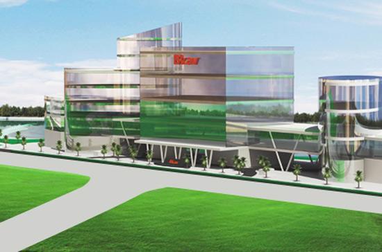 Phối cảnh của dự án Đầu tư phát triển phần mềm và dịch vụ an ninh mạng của Bkav.