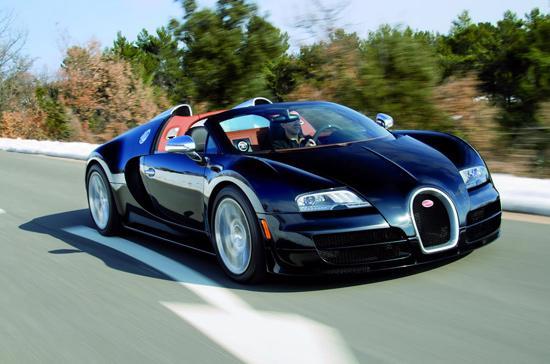 Bugatti Veyron Grand Sports Vitesse có công suất lên đến 1.200 mã lực - Ảnh: Carscoop.