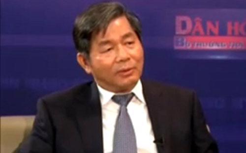 """Trong chương trình """"Dân hỏi-Bộ trưởng trả lời"""" ngày 7/7, Bộ trưởng Bộ Kế  hoạch và Đầu tư Bùi Quang Vinh đã giải đáp một số vấn đề trong thu hút  vốn đầu tư trực tiếp nước ngoài (FDI) tại Việt Nam, đó là năng lực cạnh  tranh, hiệu quả của các dự án, trách nhiệm của chủ đầu tư các dự FDI bị  thu hồi - <i>Nguồn: VTV, VGP.</i><br>"""