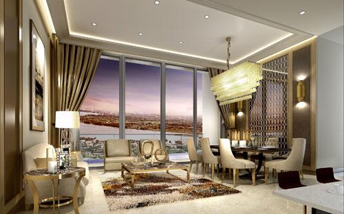 Theo chủ đầu tư The Nassim, 90% căn hộ của dự án được tung ra trong đợt mở bán ưu tiên vừa qua đã được bán hết.