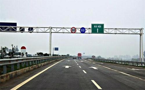 Được thông xe từ tháng 7/2012, đường cao tốc Cầu Giẽ - Ninh Bình chiều  dài khoảng 50 km, gồm 6 làn xe, cho phép chạy tốc độ 100 - 120km/h.