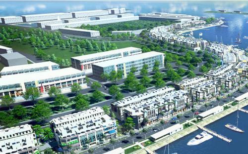 Công ty Tuần Châu Marina đang đầu tư mạnh vào khu tổ hợp thương mại dịch vụ du lịch Tuần Châu Marina.