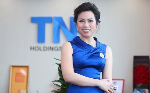 Bà Phạm Thị Vân Hà.
