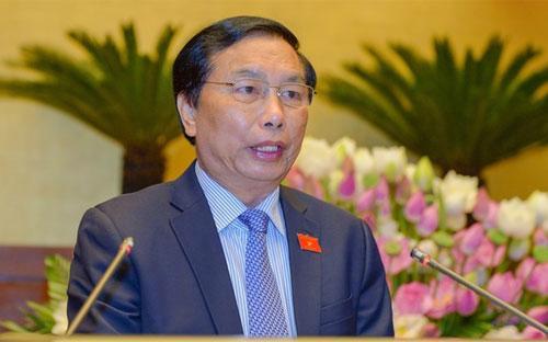 Trưởng ban Dân nguyện Nguyễn Đức Hiền.
