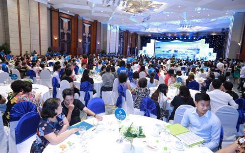 Gần 2.000 người dự lễ giới thiệu dự án The Coastal Hill - FLC Grand Hotel Quy Nhơn.<br>
