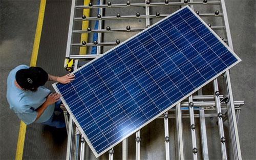 JA Solar hiện có 8 nhà máy sản xuất trên toàn thế giới.