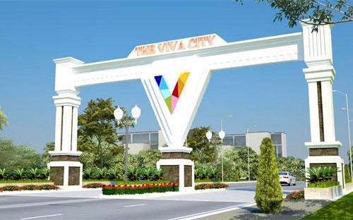 """Với lợi thế về hạ tầng và chính sách ưu đãi dự án The Viva City """"hút"""" nhà đầu tư.<br>"""