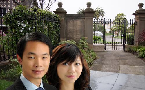 Tina Lam và Michael Cheng - Ảnh: Business Insider.