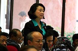 Bà Đặng Thị Hoàng Yến, đại biểu Quốc hội khóa 13.