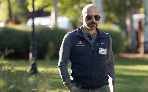 Dara Khosrowshahi - cựu CEO của công ty du lịch Expedia - chuẩn bị thành CEO mới của Uber.<br>