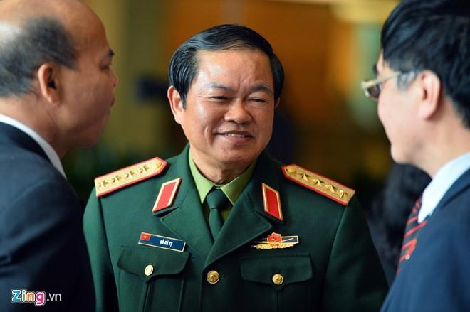 Đại tướng Đỗ Bá Tỵ sẽ chính thức nghỉ việc tại Bộ Quốc phòng.<br>