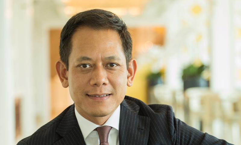 TS. Phạm Thái Lai, Tổng giám đốc Siemens Việt Nam.