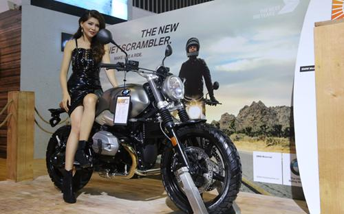 Hiện có tổng cộng 80 xe BMW Motorrad RnineT đang lưu hành tại Việt Nam thuộc diện triệu hồi.