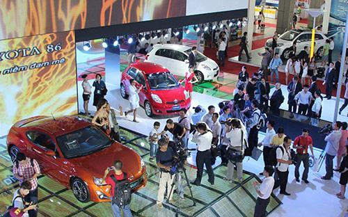 Vietnam Motor Show hiện vẫn được xem là sự kiện lớn nhất hằng năm của ngành công nghiệp ôtô và thị trường ôtô Việt Nam.
