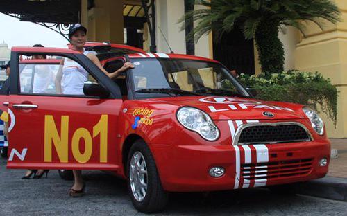 Lifan là thương hiệu từng có màn ra mắt thị trường sớm nhất và cũng rầm rộ nhất vào năm 2008.