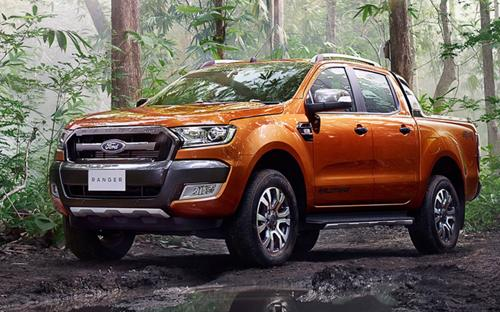 Tại thị trường ôtô Việt Nam, Ford Everest hiện vẫn đang là mẫu xe bán tải đắt khách nhất phân khúc.