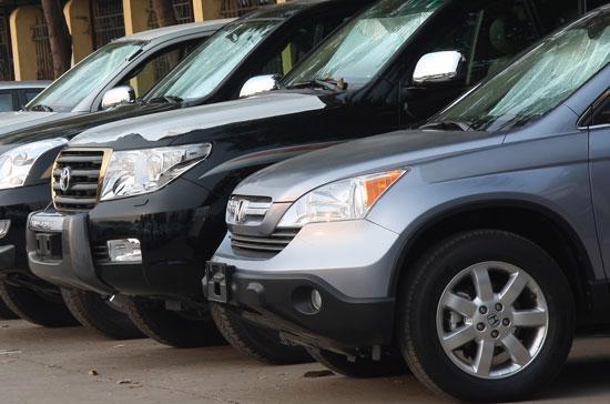 Nếu đề xuất này được chấp thuận, nhiều doanh nghiệp có thể cùng lúc tham gia nhập khẩu và phân phối ôtô mang cùng một thương hiệu và do cùng một hãng sản xuất - Ảnh: Đức Thọ.