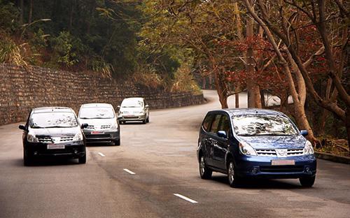 """Grand Livina, mẫu xe đa dụng thuộc diện thất bại tại thị trường Việt Nam được Nissan lắp """"nhờ"""" tại nhà máy của liên doanh VMC.<br>"""