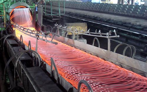 Hiện nay, tại Việt Nam không có nhà sản xuất thép toàn diện trong nước.