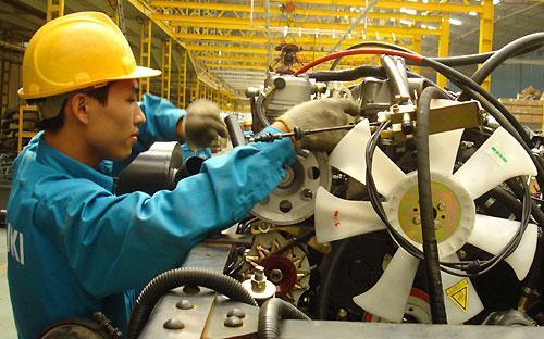 Theo nhóm công tác, nếu kích thích phát triển được công nghiệp ôtô, xe máy, trong đó có việc  bổ sung vào nhóm ngành công nghệ cao, thì những đóng góp của ngành này  cho nền kinh tế - xã hội Việt Nam là không nhỏ.