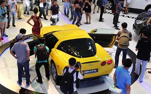 Trong các tháng gần đây, thị trường ôtô nhập khẩu trở nên nhộn nhịp hơn hẳn so với năm ngoái và giai đoạn đầu năm.