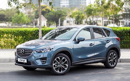Với lần điều chỉnh giá này, Mazda CX-5 tiếp tục là mẫu xe có  các mức giá bán lẻ thấp nhất so với các đối thủ cạnh tranh  trực tiếp.
