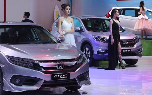 Cộng dồn 6 tháng đầu năm 2017, Honda đã bán ra thị trường gần  5.500 ôtô, tăng 27% so với cùng kỳ năm ngoái và trở  thành một trong 3 thương hiệu xe du lịch đạt tỷ lệ tăng trưởng  tốt nhất thị trường.