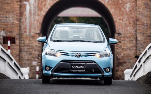 Tính đến hết tháng 6/2016, lượng xe Vios giao đến tay người tiêu dùng đạt trên 66.700 chiếc.