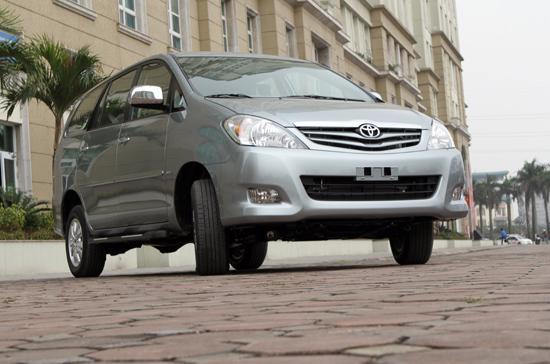 GSR là phiên bản mới nhất của Innova tại thị trường Việt Nam - Ảnh: Bobi.