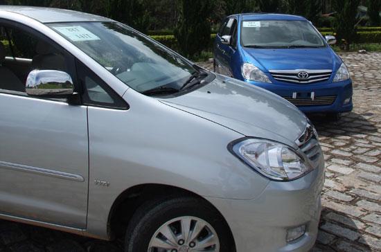 Tiềm năng của thị trường ôtô Việt Nam là không nhỏ - Ảnh minh họa: Đức Thọ.