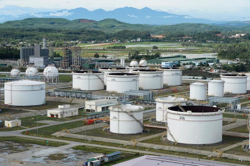 Nhà máy lọc dầu Dung Quất trước thềm IPO.
