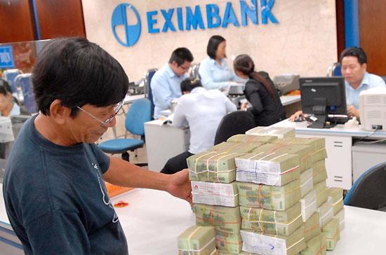Chương trình trước đó, với lãi suất 7% bảo hiểm tỷ giá 3%, Eximbank đã giải ngân tổng 5.664 tỷ đồng sau hơn một tháng.
