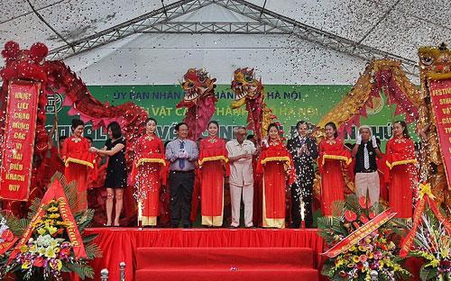 Lễ hội quy tụ gần 20.000 tác phẩm cây, hoa, đá, chim và gỗ lũa nghệ thuật từ hơn 1.000 nghệ nhân và các chủ vườn trên toàn quốc, mở ra một điểm đến độc đáo cho Hà Nội trong dịp nghỉ lễ.