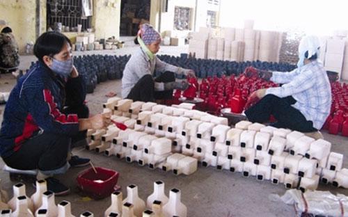 Sự năng động, sáng tạo và sức bật của làng nghề trẻ đã giúp Giang Cao ngày càng khẳng định vị thế trên thị trường.