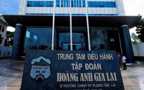 Trụ sở Tập đoàn Hoàng Anh Gia Lai.