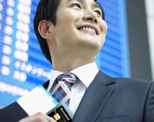 Ngân hàng cho ra đời các sản phẩm thẻ dành cho doanh nghiệp nhằm hỗ trợ các doanh nghiệp quản lý tài chính hiệu quả trong các chuyến công tác nước ngoài.
