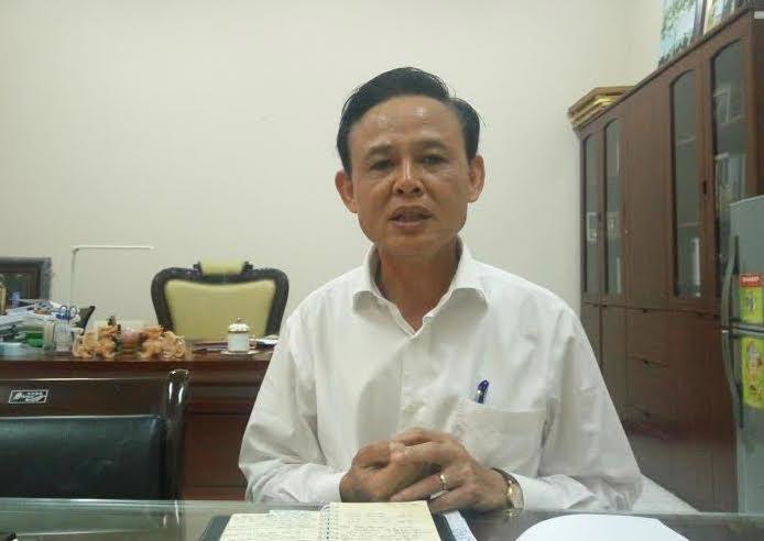 Thứ trưởng Bộ Nông nghiệp và Phát triển nông thôn Hà Công Tuấn.