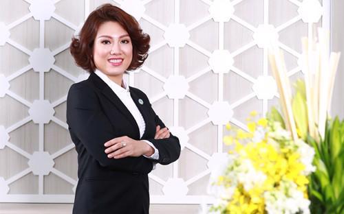 Bà Hồ Thị Phương Thảo - Chủ tịch Hội đồng Quản trị Công ty Cổ phần Thương Mại Thành Thành Công.
