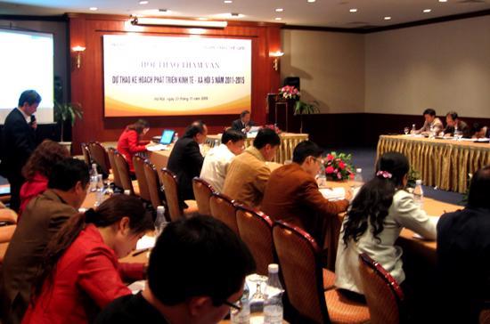 Những chuyên gia được tham vấn tại hội thảo dường như quan tâm hơn đến chất lượng tăng trưởng.