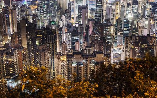 Hồng Kông là điểm đến của giới giàu thế giới, đặc biệt là tỷ phú Trung Quốc - Ảnh: Bloomberg.