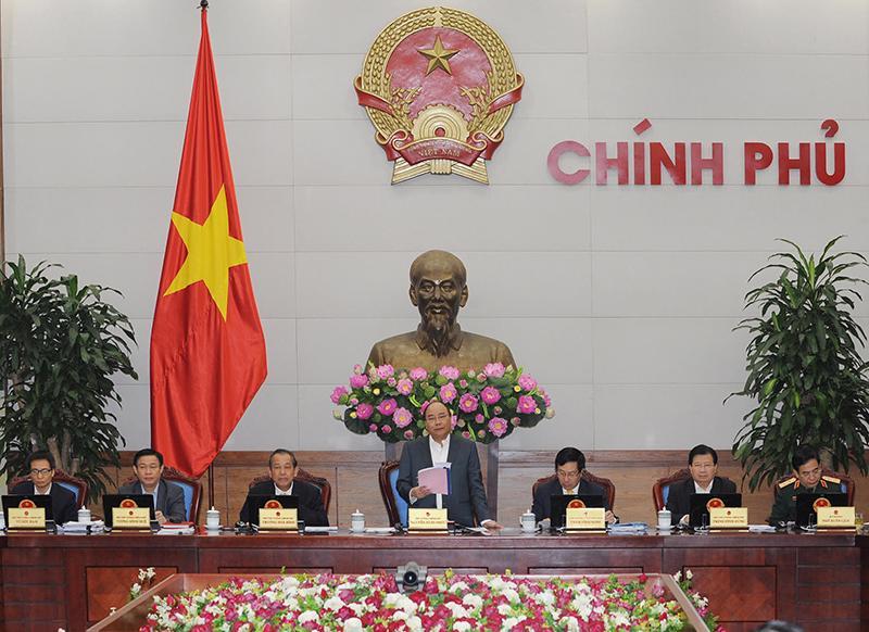 Thủ tướng yêu cầu các bộ, ngành, địa phương tiếp tục tăng cường kiểm tra, giám sát toàn bộ các tập đoàn, tổng công ty nhà nước.