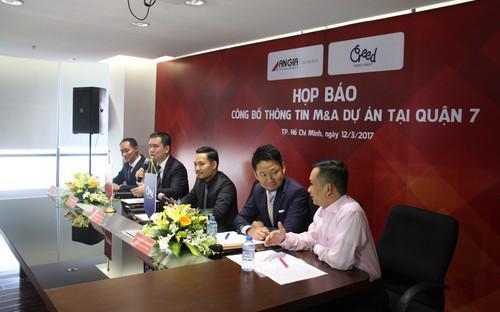 Lacasa là dự án thứ 6 mà An Gia Investment tiến hành đầu tư theo hình thức mua bán và sáp nhập (M&A).