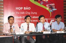 Lễ họp báo giới thiệu cuộc thi - Ảnh: Phạm Vinh.