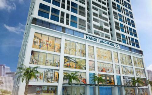 """<span style=""""font-family: &quot;Times New Roman&quot;; font-size: 14.6667px;"""">Hanoi Landmark51 cao 51 tầng, dự kiến hoàn thành vào quý 4/2017.</span>"""