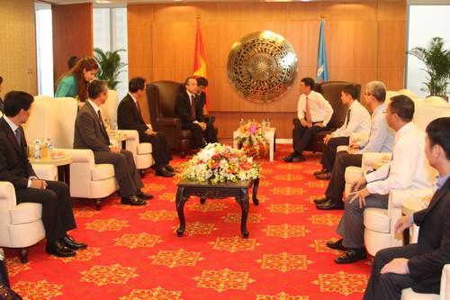 Tổng giám đốc Tokyo Gas khẳng định PV GAS là một đối tác quan trọng của  Tokyo Gas tại Việt Nam nói riêng và khu vực châu Á nói chung.