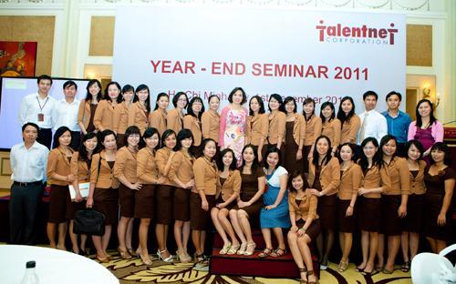 Hội nghị cuối năm 2011.<br>