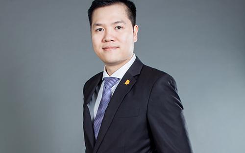 Ông Nguyễn Hoàng Giang - Tổng giám đốc Công ty Chứng khoán VNDIRECT (VNDS).
