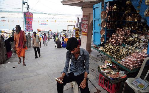 Thẻ ngân hàng sẽ trở nên thừa thãi tại Ấn Độ vào năm 2020 - Ảnh: Marketwatch.