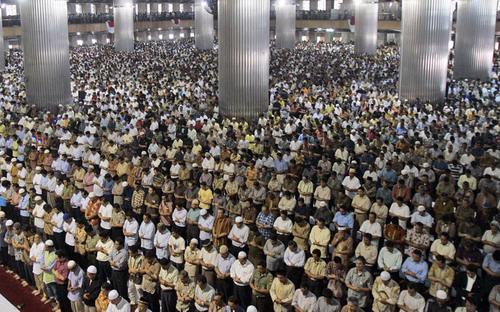 Indonesia là nước có cộng đồng Hồi giáo lớn nhất thế giới - Ảnh: Reuters.